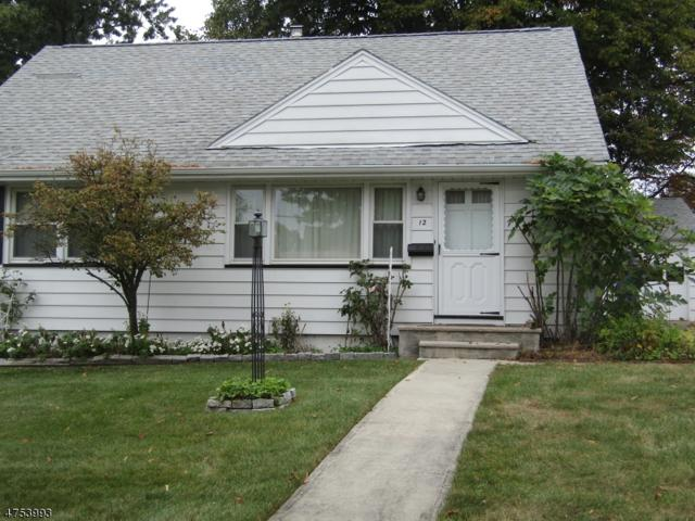 12 Hamas St, Clifton City, NJ 07013 (MLS #3425226) :: The Dekanski Home Selling Team