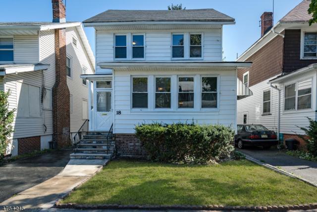 18 Irving St, East Orange City, NJ 07018 (MLS #3425272) :: Keller Williams Midtown Direct