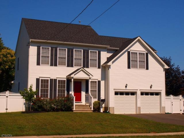 159 E Camplain Road, Manville Boro, NJ 08835 (MLS #3425299) :: The Dekanski Home Selling Team