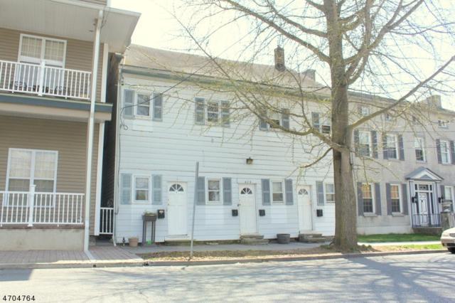428 Front St, Belvidere Twp., NJ 07823 (MLS #3425750) :: Keller Williams Real Estate