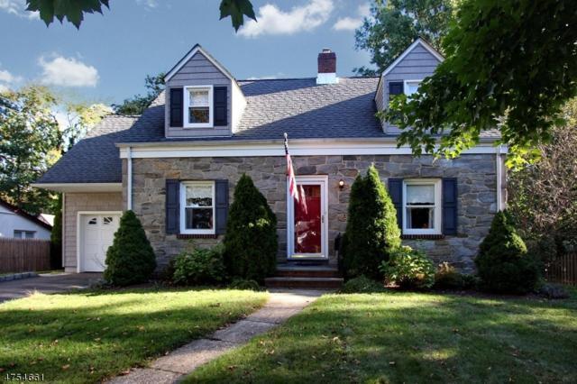 105 Thomas St, Cranford Twp., NJ 07016 (#3425803) :: Daunno Realty Services, LLC