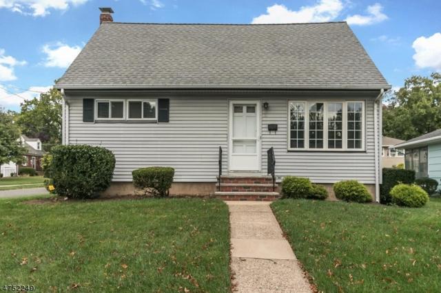 31 Clark Street, Cranford Twp., NJ 07016 (#3425826) :: Daunno Realty Services, LLC