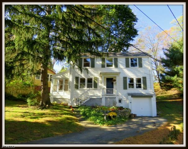 36 Hillside Ave, Newton Town, NJ 07860 (MLS #3425829) :: The Dekanski Home Selling Team