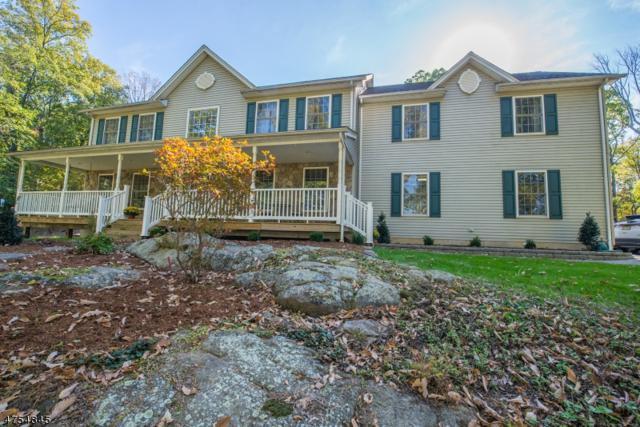 28 Highland Ave, Green Twp., NJ 07821 (MLS #3425830) :: The Dekanski Home Selling Team