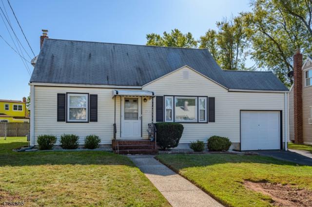 1301 Thelma Ter, Linden City, NJ 07036 (MLS #3425878) :: The Dekanski Home Selling Team