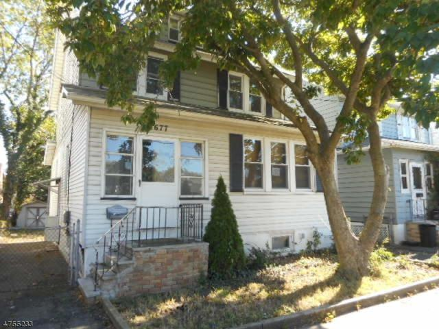 1677 Andrew St, Union Twp., NJ 07083 (#3426272) :: Daunno Realty Services, LLC