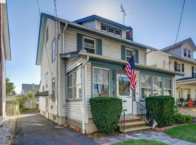 38 Fairbanks St, Hillside Twp., NJ 07205 (MLS #3426273) :: The Dekanski Home Selling Team