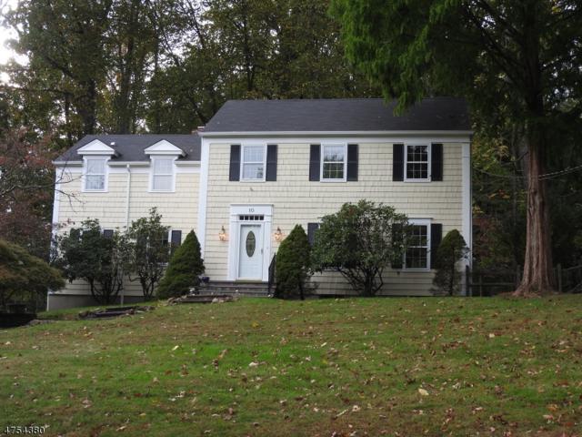 10 Carroll Dr, Mendham Twp., NJ 07945 (MLS #3426401) :: RE/MAX First Choice Realtors