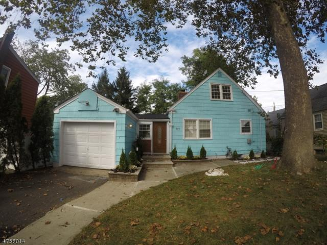 805 Parkview Ter, Elizabeth City, NJ 07202 (MLS #3426906) :: The Dekanski Home Selling Team