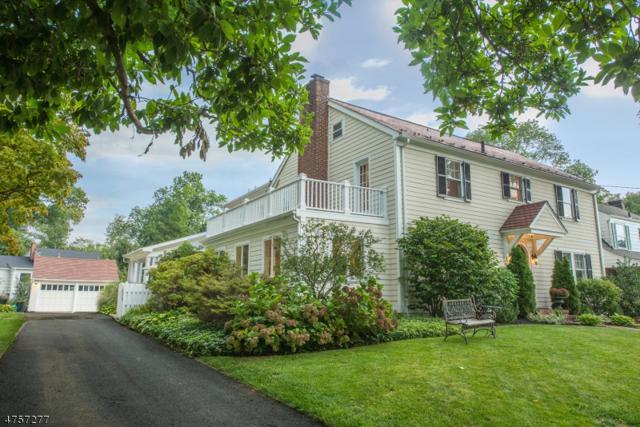 48 Georgian Rd, Morristown Town, NJ 07960 (MLS #3428098) :: SR Real Estate Group