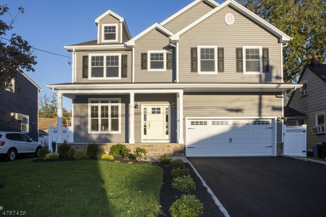115 N 21st St, Kenilworth Boro, NJ 07033 (MLS #3428445) :: The Dekanski Home Selling Team