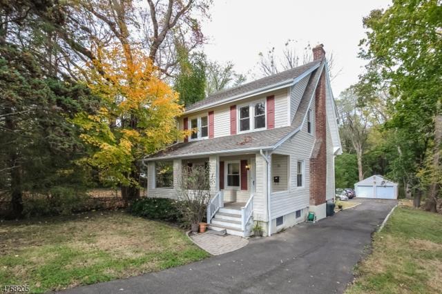 76 Franklin St, Morristown Town, NJ 07960 (MLS #3428981) :: SR Real Estate Group