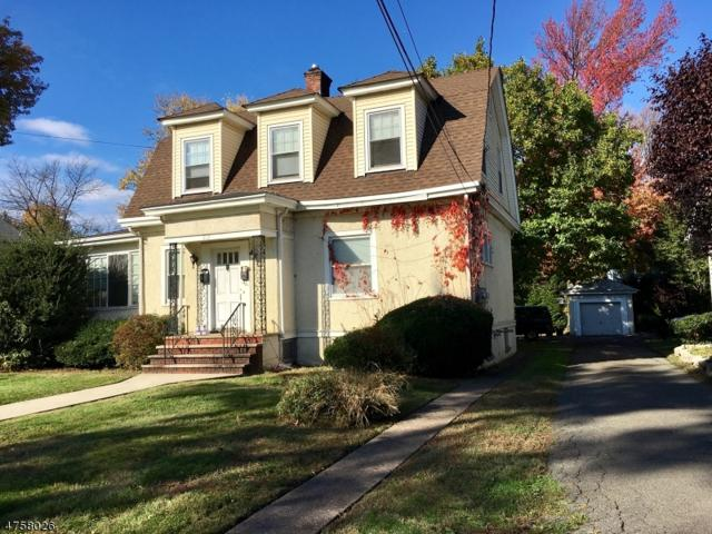 212 North Ave W, Cranford Twp., NJ 07016 (MLS #3429577) :: Keller Williams Realty