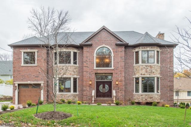 206 Washington St, Berkeley Heights Twp., NJ 07922 (MLS #3430068) :: The Dekanski Home Selling Team