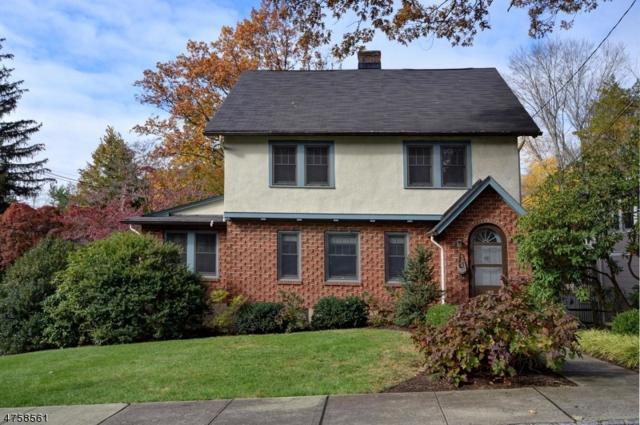 27 John Glenn Rd, Morristown Town, NJ 07960 (MLS #3430078) :: SR Real Estate Group