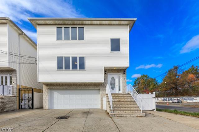 47 George St, Newark City, NJ 07105 (MLS #3430610) :: The Dekanski Home Selling Team