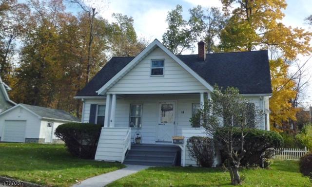 14 Intervale Rd, Livingston Twp., NJ 07039 (MLS #3430987) :: SR Real Estate Group