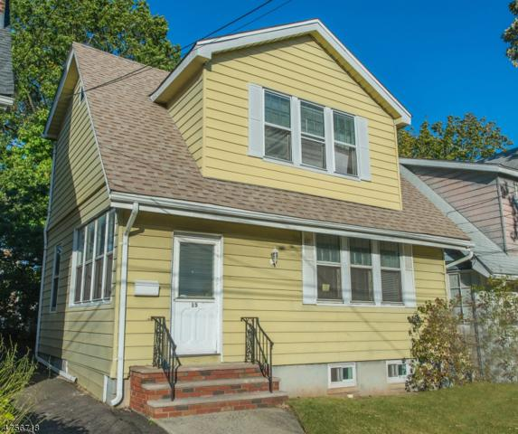 15 Tunbridge Pl, Bloomfield Twp., NJ 07003 (MLS #3431285) :: Pina Nazario