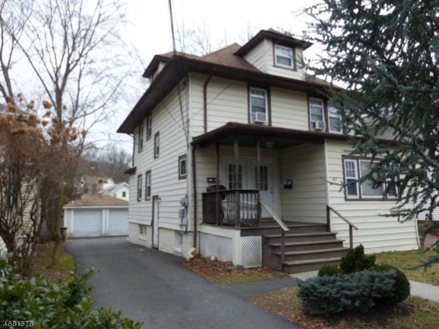 48 Elm Rd, Caldwell Boro Twp., NJ 07006 (MLS #3431317) :: Pina Nazario