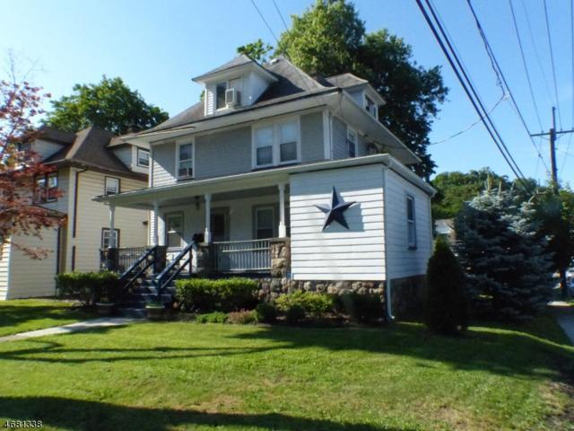 50 Elm Rd, Caldwell Boro Twp., NJ 07006 (MLS #3431320) :: Pina Nazario
