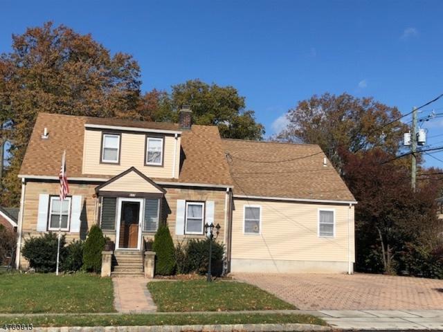 650 Colfax Ave, Kenilworth Boro, NJ 07033 (MLS #3431392) :: The Dekanski Home Selling Team
