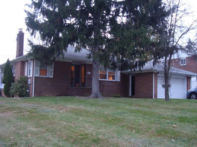 21 Chippewa Way, Cranford Twp., NJ 07016 (MLS #3431405) :: The Dekanski Home Selling Team