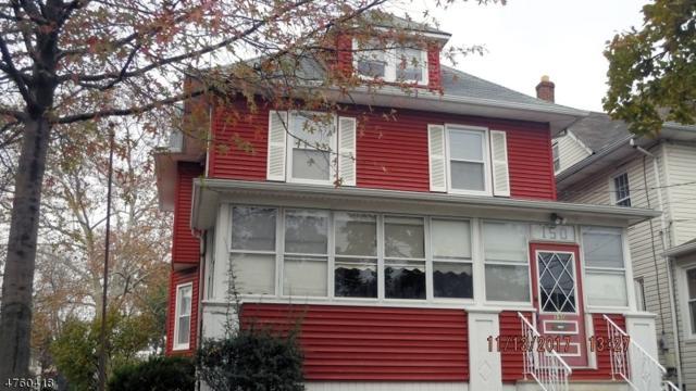 150 Clinton Ave, Clifton City, NJ 07011 (MLS #3431528) :: Carrington Real Estate Services
