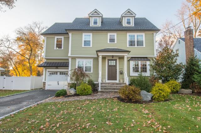 2365 Whittier Ave, Scotch Plains Twp., NJ 07076 (#3431665) :: Daunno Realty Services, LLC