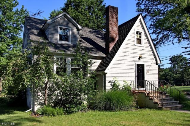 719 Orange Ave, Cranford Twp., NJ 07016 (MLS #3431702) :: The Dekanski Home Selling Team