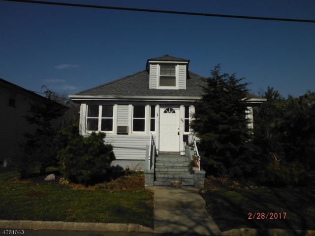 66 Bartell Pl, Clark Twp., NJ 07066 (#3431720) :: Daunno Realty Services, LLC