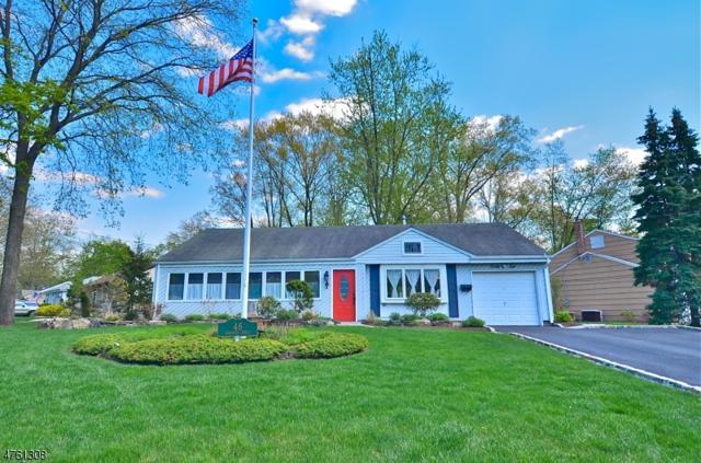 46 Ashwood Dr, Livingston Twp., NJ 07039 (MLS #3431869) :: SR Real Estate Group
