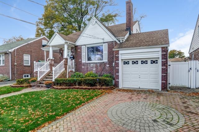 14 Edgewood Pky, Union Twp., NJ 07083 (MLS #3431939) :: The DeVoe Group