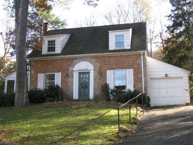 168 Blackburn Rd, Summit City, NJ 07901 (MLS #3432095) :: Keller Williams Realty