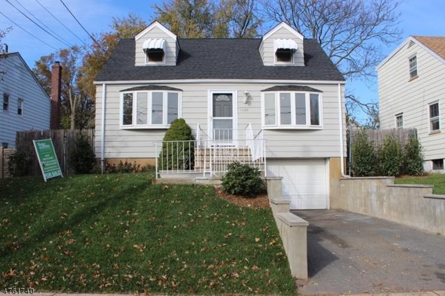 1628 Kenneth Ave, Union Twp., NJ 07083 (MLS #3432274) :: The DeVoe Group