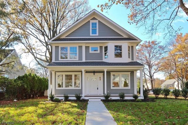 1404 Boulevard, Westfield Town, NJ 07090 (MLS #3432323) :: Keller Williams Realty