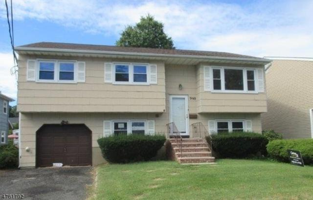 940 Potter Ave, Union Twp., NJ 07083 (#3432407) :: Daunno Realty Services, LLC