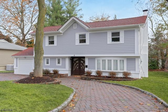6 Greenwood Ct, Livingston Twp., NJ 07039 (MLS #3432522) :: The Sue Adler Team