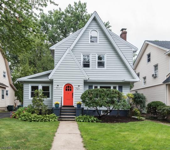 220 Montague Pl, South Orange Village Twp., NJ 07079 (MLS #3433759) :: The Sue Adler Team