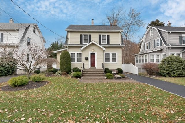 27 Wade Ave, Cranford Twp., NJ 07016 (#3434541) :: Daunno Realty Services, LLC