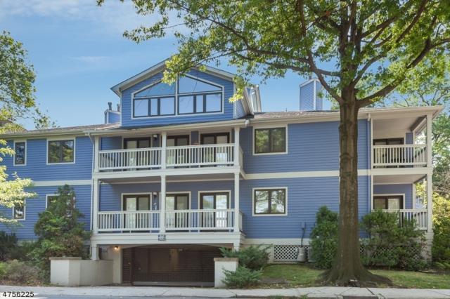 153 Irvington Ave, 105, South Orange Village Twp., NJ 07079 (MLS #3434550) :: The Sue Adler Team