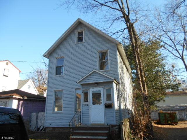 1513 Church St, Rahway City, NJ 07065 (#3434958) :: Daunno Realty Services, LLC