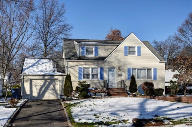 43 Poplar Pl, Fanwood Boro, NJ 07023 (MLS #3435493) :: The Dekanski Home Selling Team