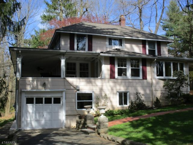 625 Fairmount Ave, Chatham Twp., NJ 07928 (MLS #3435650) :: Keller Williams Midtown Direct