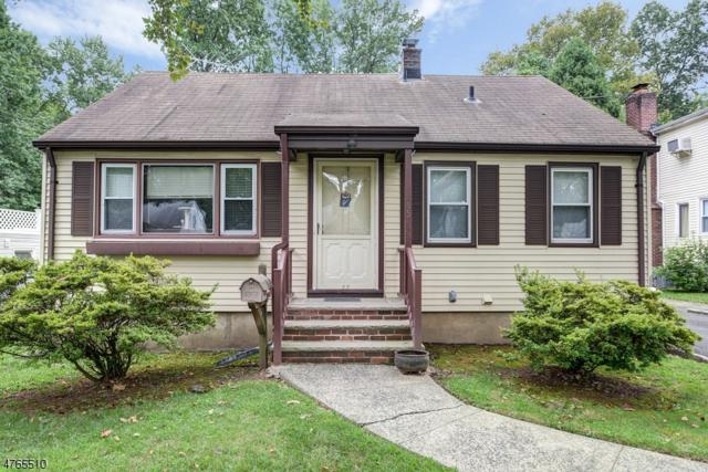 55 Rose Ave, Springfield Twp., NJ 07081 (MLS #3435808) :: Keller Williams MidTown Direct