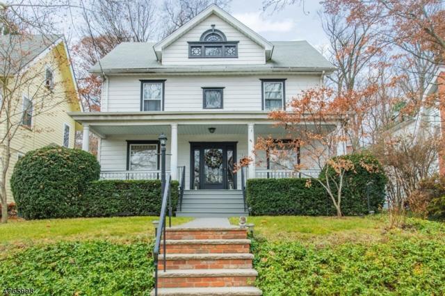 122 Essex Ave., Glen Ridge Boro Twp., NJ 07028 (MLS #3438895) :: Keller Williams MidTown Direct