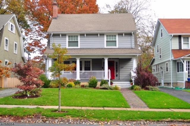 349 Maolis Ave, Glen Ridge Boro Twp., NJ 07028 (MLS #3439189) :: Keller Williams MidTown Direct