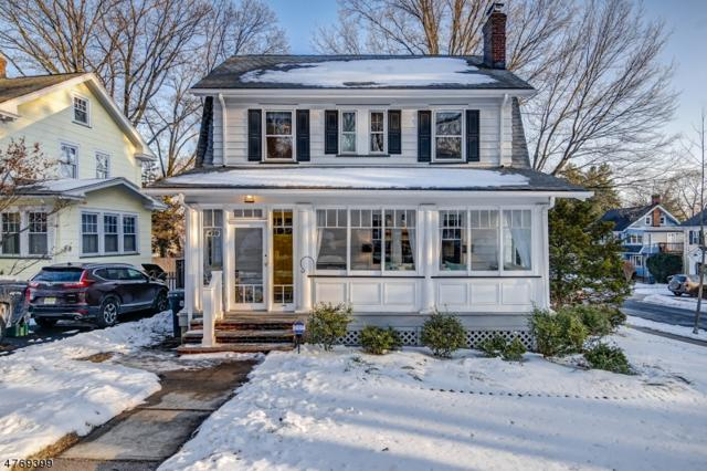 420 S Ridgewood Rd, South Orange Village Twp., NJ 07079 (MLS #3439288) :: Keller Williams MidTown Direct