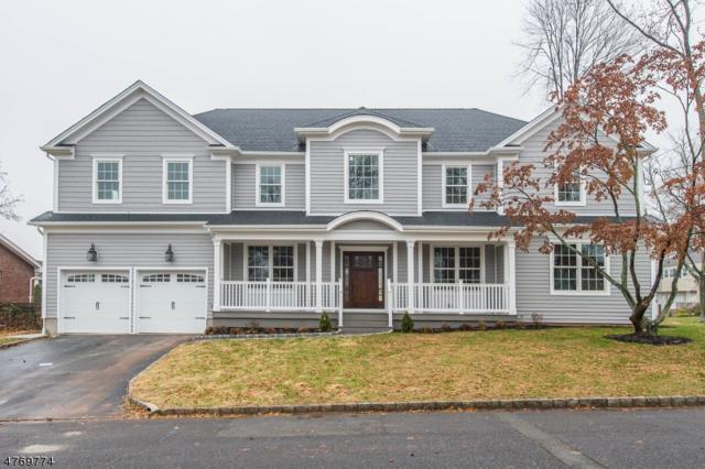 9 Oak St, Clark Twp., NJ 07066 (MLS #3439407) :: The Dekanski Home Selling Team