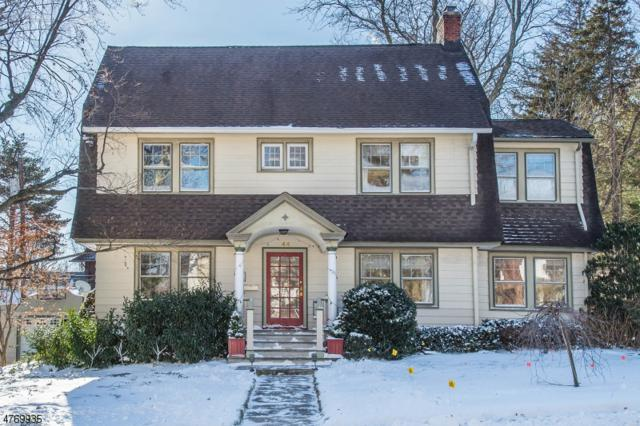 44 Godfrey Rd, Montclair Twp., NJ 07043 (MLS #3439553) :: Keller Williams MidTown Direct