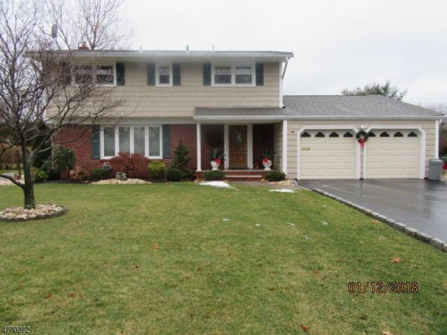 166 Stonehenge Ter, Clark Twp., NJ 07066 (MLS #3439866) :: The Dekanski Home Selling Team